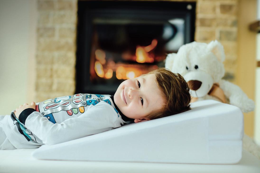 Klin antyrefluksowy dla dzieci VALDE B94