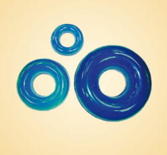 Okrąg żelowy przeciwodleżynowy pozycjonujący