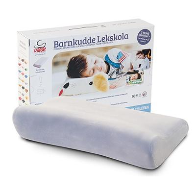 Ortopedyczna poduszka dla dzieci